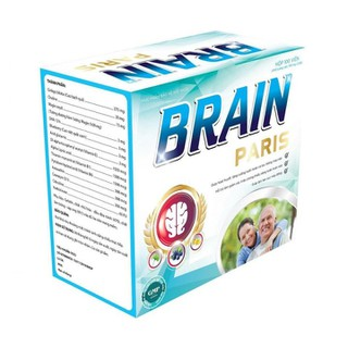 Hoạt Huyết Bổ Não Brain Paris- Hộp 100 Viên - Bổ Não Brain Paris thumbnail