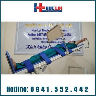 Giường tập đứng cho bệnh nhân tai biến - GTĐ-125 thumbnail