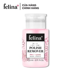 Nước chùi tẩy móng cao cấp Felina 175ml