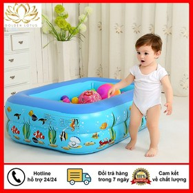 Bể bơi trẻ em-Bể bơi trẻ em - Bể bơi trẻ em 1m2