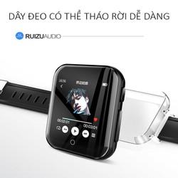 Máy Nghe Nhạc Smart Watch MP3 Màn Hình Cảm Ứng Bluetooth Ruizu M8 Bộ Nhớ Trong 8GB cao cấp