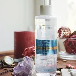 Nước hoa hồng (toner) Bielenda xanh dương cấp ẩm, dưỡng da sáng mịn