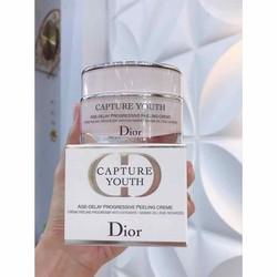 Kem dưỡng đa năng Dior Capture Youth Age-Delay Advanced Creme hộp 50ml của Pháp