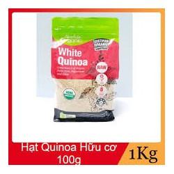 Hạt Diêm Mạch Trắng White Quinoa Absolute Organic 1kg