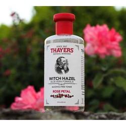Nước hoa hồng không cồn THAYERS Rose Petal Witch Hazel Toner 355ml