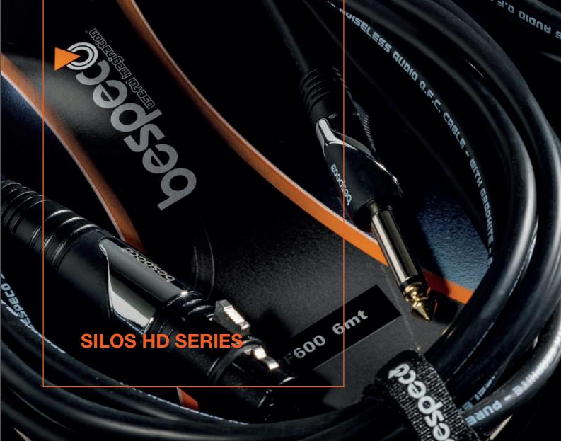 dây tín hiệu canon bespeco HDFM600