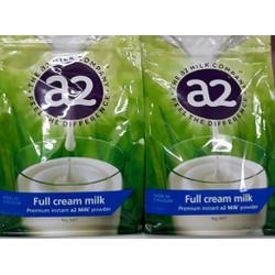 Sữa A2 túi 1kg, nội địa Úc - nguyên kem thơm ngon chứa Protein A2