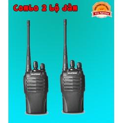 COMBO 2 Bộ đàm hàng hiệu Baofeng nổi tiếng nghe gọi tiện dụng 8S