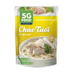 Cháo tươi Sài gòn Food 270g ( 6 vị)