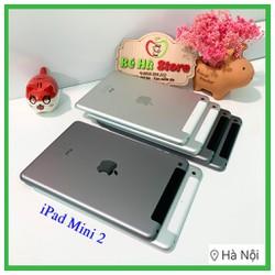 iPad Mini 2 - 16/ 32/ 64/ 128Gb Bản Wifi - Zin Đẹp 99% - Màn Rentina sắc nét - Nhỏ gọn