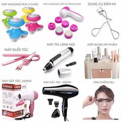 [Miễn phí vận chuyển] 9 sản phẩm thiết bị dụng cụ làm đẹp chăm sóc sức khoẻ sắc đẹp