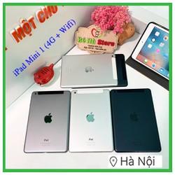 iPad Mini 1 (Wifi + 4G) 16/ 32/ 64Gb Zin Đẹp 99% - Tặng đủ phụ kiện