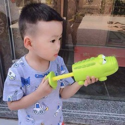 Đồ chơi súng bơm nước hoạt hình cho bé