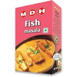 Bột gia vị cari cá MDH Fish Masala Ấn Độ