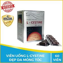 [FREE SHIP] L Cystine hỗ trợ đẹp da, móng, tóc