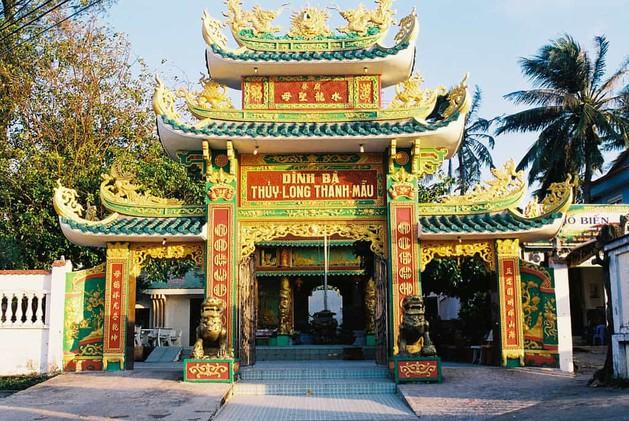 Dinh Bà ( Thuỷ Long Thánh Mẫu ) tại Dương Đông , Phú Quốc