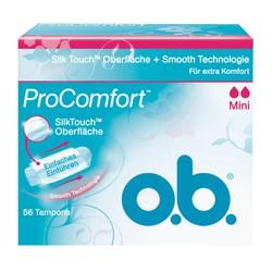 Tampon ob procomfort mini 56 - băng vệ sinh dạng nút nội địa Đức