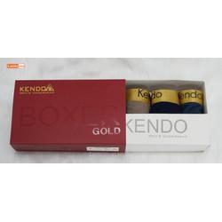 Kendo - Quần lót nam cao cấp Kendo Boxer Gold Men's Underwear