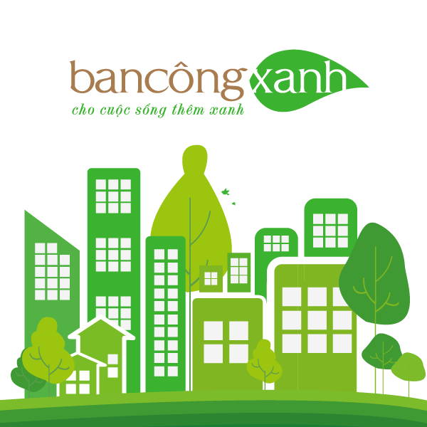 BAN CÔNG XANH TROPICAL