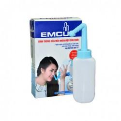 Bình rửa mũi cho trẻ em và người lớn Emcur - ĐỨC