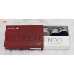 Kendo - Quần lót nam cao cấp Kendo Boxer Silver Men's Underwear