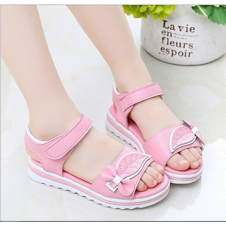 Dép sandal bé gái siêu nhẹ size 27 - 39 phong cách - SD71