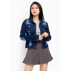 Áo Khoác Jean Thời Trang Big Size JB002