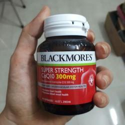 MẪU MỚI NHẤT hộp 30viên uống coenzyme q10 hỗ trợ tim mạch Úc