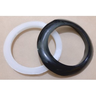 05 bộ gioăng silicon - ron cao su chắn bụi ống thủy tinh phi 70 - SLC-CB70-5 3