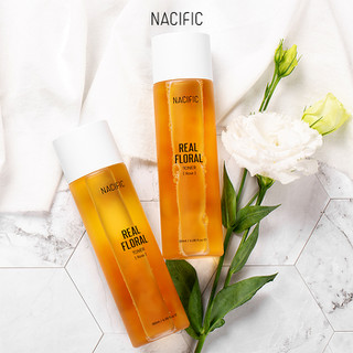 Toner hoa hồng NACIFIC Real Floral Rose Toner 180ml - NA_TO05 thumbnail