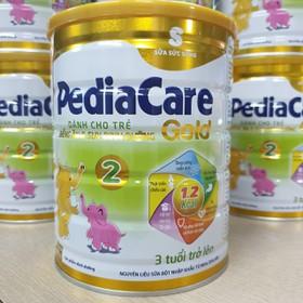 [CHO XEM HÀNG] Sữa Bột Pediacare Gold 2 900g Date mới 2022 - Sữa Bột Pediacare Gold 2 900g