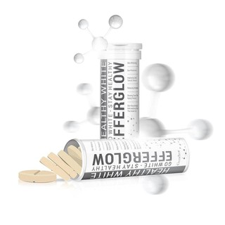 Viên Uống Trắng Da Cosmeheal Healthy White Efferglow - WHITE thumbnail