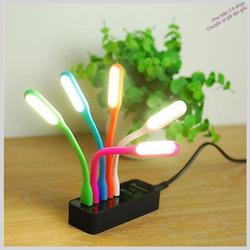 ĐÈN LED DẺO - SALES COMBO 5 BÓNG ĐÈN LED DẺO MINI CỔNG USB SIÊU SÁNG