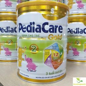 Sữa Bột Pediacare Gold 2 900g - Sữa Bột Pediacare Gold 2 900g mẫu mới