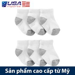 Set 6 đôi vớ Nhập Mỹ (1G847210)