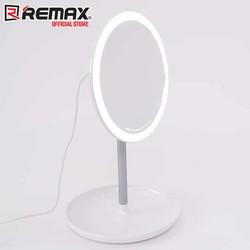 Gương trang điểm thông minh tích hơp đèn led Remax RT-L04 Charming Series