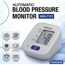 Omron HEM-7121, Máy đo huyết áp bắp tay