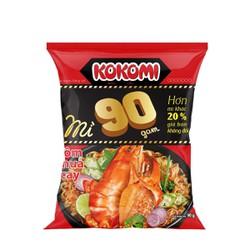 [Miễn phí VC] Thùng 30 gói mì Kokomi 90 tôm chua cay 90g
