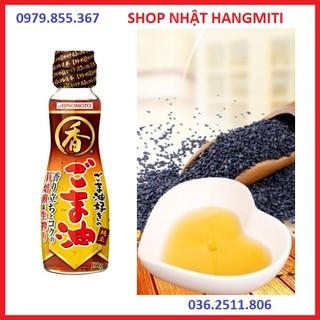 Dầu mè Ajinomoto Nhật Bản cho bé ăn dặm 160G hàng nội địa chính hãng - MADE IN JAPAN-SP143 thumbnail