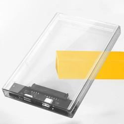 Box ổ cứng 2.5 inch SATA trong suốt - BX38
