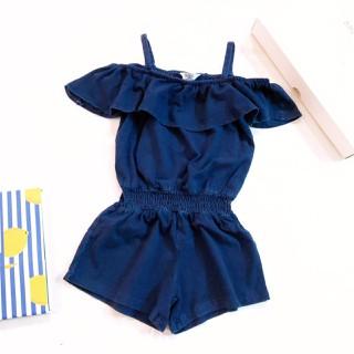 Jumpsuit bò xuất khẩu bé gái 4-14 tuổi.Váy bò bé gái.Váy hè bé gái.Đầm váy bé gái - 493 thumbnail