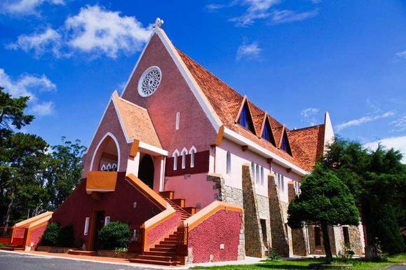 Nhà thờ Mai Anh (Domaine de Marie) - Nhà Thờ Công Giáo Việt Nam