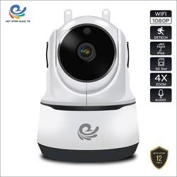 Camera wifi fullhd 2.0MP Model PAF, Trong nhà xoay 360 độ hình ảnh sắc nét nhất Carecam, Đàm thoại ghi âm 2 chiều mini, báo động chống trộm tránh mát tài sản lớn , Bảo hành 24 Tháng, H PAF