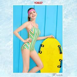 [Nhiều mẫu] Bộ bơi liền dáng vát chính hãng Yingfa 202