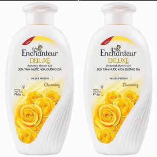 Combo 2 chai Sữa tắm Enchanteur 100g date 2023 - STE4800 thumbnail