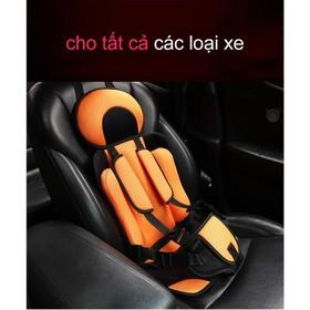Đai ghế ngồi ô tô an toàn cho bé - ghế ngồi ô tô cho bé