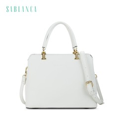 Túi xách tay vân da nổi - Sablanca 5051HB0073