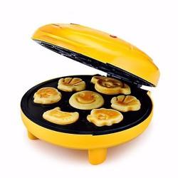 [ free ship ] Máy nướng làm bánh mỳ 7 khuôn hình thú- máy nướng bánh hình thú