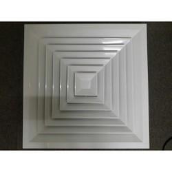 Cửa khuếch tán, Cửa gió, Miệng gió, Vỉ gió cho điều hòa âm trần 300×300