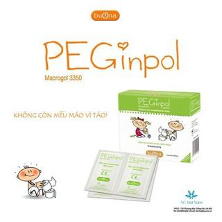 PEGinpol - Giúp Nhuận Tràng Táo Bón Cho Bé - 0774 thumbnail